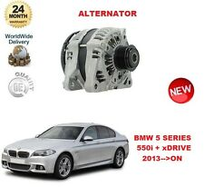 FOR BMW 5 SERIES F10 550 i + xDRIVE 2013-- ON ALTERNATOR UNIT