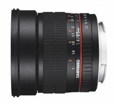 Samyang 1,4 / 85 mm AS IF UMC Objektiv für SONY A-Mount  Neuware