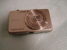 LikeNew SONY CyberShot DSC-WX220 18MP Digital Camera - Gold