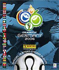 10 Sticker WM 2006 FIFA Word Cup zum Aussuchen  Panini