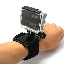 For Gopro Hero 3+/3 2 1 Accessorie Sport Camera Grip Wrist Hand Strap Adjustable