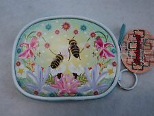 m2a HAPPY BEE COELACANTH Carrying Case coin purse POUCH digital camera keychain
