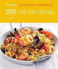 Hamlyn all colour cookbook 200 Fab Fish Dishes by Gee Charman (Paperback, 2009)