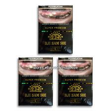 Dji Sam Soe Super Premium Sampoerna Kretek 3 Packs