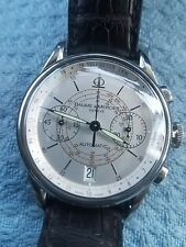 Vintage Style BAUME & MERCIER Capeland Classima swiss made Chronograph 65542