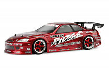 HPI Toyota Vertex Ridge Toyota Soarer Carrocería Clear 200mm 17524