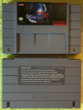 Terranigma (English) SNES Super Nintendo