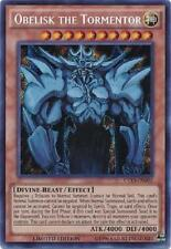 YUGIOH Obelisk the tormentor Egyptian God Deck Complete 40 - Cards