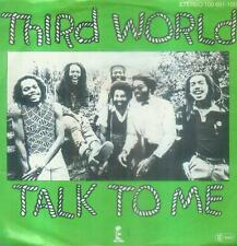 "7"" Third World/Talk To Me (D)"