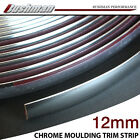 4M x 12mm Moulding Trim Strip for Grille Taillight Shift Knob Window Bumper OZ