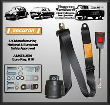Lancia Fulvia S2 & S3 Coupe 3 Point Front Fully Automatic Seat Belt Kit