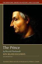 The Prince with Related Documents, Machiavelli, Niccolo, Connell, William J., Go