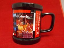 "Encore BUD Coffee Mug ""Where there is life,.there's Budweiser"" RETRO SIGN Images"