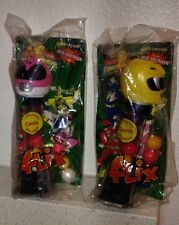 Power Rangers Women Pink And Yellow Collectible Flix Candy Machines