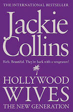 Hollywood Wives: The New Generation, Collins, Jackie, Paperback, New