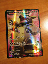 FULL ART Pokemon KANGASKHAN EX Card FLASHFIRE Set 103/106 XY X and Y Ultra Rare