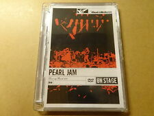 MUSIC DVD / PEARL JAM: TOURING BAND 2000 - ON STAGE