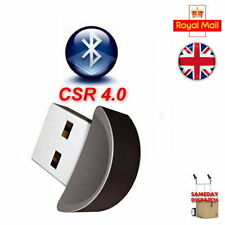 Usb 2.0 Bluetooth v 4.0 Dongle de modo dual Adaptador-Windows 7 / 8 vista A2dp Pc