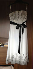 Women fabulous ivory tulle dress size 8 UK