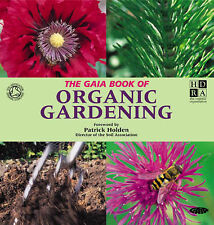Acceptable, The Gaia Book of Organic Gardening, Engel, Cindy, Book