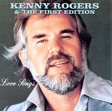 Love Songs by Kenny Rogers (CD, Universal Special Products)
