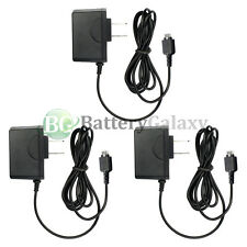 3 Fast Battery Home Wall AC Charger for LG GT365 Neon cu720 Shine cu915 cu920 Vu