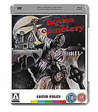 The House By The Cemetery (Blu-ray and DVD Combo, 2012, 3-Disc Set)