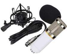 BM 800 Studio Condenser Mic Sound Recording Shock Mount Pro Audio Equipment MY