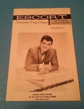 1/1 Vintage ESCORT Magazine What To Do In Central Pennsylvania Feb 1968