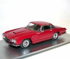 KESS Scale Models KE43014051, Maserati 3500 GT Frua Coupe, 1961, red, 1/43