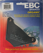 EBC Brakes FA24/2 Front and Rear Brakes (Sold Separately)