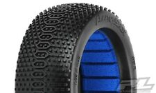 Pro-Line ElectroShot 1/8 Buggy Tires (Super Soft) w/Closed Cell Inserts (M4) (2)