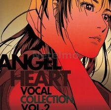 New 0766 ANGEL HEART VOCAL COLLECTION VOL 2 Soundtrack Music CD MIYA MICA