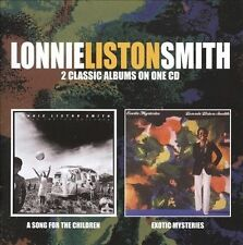 A Song for the Children/Exotic Mysteries by Lonnie Liston Smith (CD,...