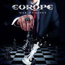 Europe - War of Kings (inkl. Bonus-Track) CD (2015) original verpackt - Neuware