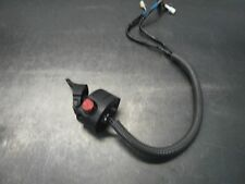 07 2007 YAMAHA PHAZER 500 SNOWMOBILE MOTOR ENGINE HAND LEVER BUTTON WIRING