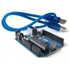 Arduino UNO R3 Board SCM MCU With USB cable 328P/16U2 ATmega16U2 For Arduino D1