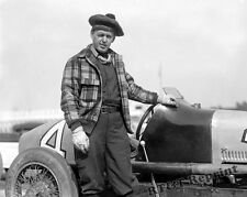 Photograph Vintage Race Car Driver Tommy Milton Indy 500 Winner 1925  8x10