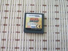 Naruto Ninja Council para Nintendo DS, DS Lite, DSi XL, 3ds sin OVP