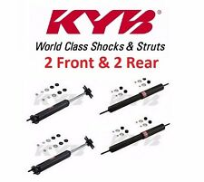 Set of 4KYB Excel-G Front & Rear Shock Absorbers Ford Mustang 64 65 66 68 70