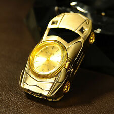 Multifunctional Cigarette Lighter Sports Car Quartz Watch For Men