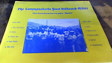 COMMANCHEROS STEEL ORCHESTRA ORIG WEST INDIES ONLY LP 1972 LATIN SOUL DRUMS FUNK