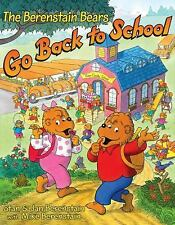 The Berenstain Bears Go Back to School-ExLibrary