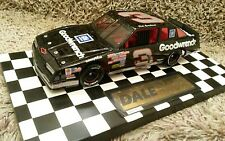 1:24 dale earnhardt sr #3 dale the movie goodwrench 1988 monte carlo mounted