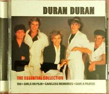 Duran Duran The Essential Collection  Cd New