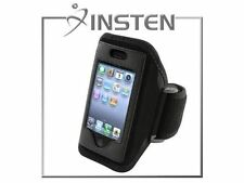 INSTEN SportBand w/ Case Compatible With Apple® iPhone® 4 / 3G / 3GS, Black