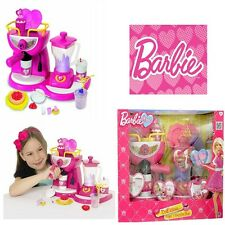Disney Barbie & Me Coffee 'n Smoothie Shop With Accessories Girls Toy Xmas Gift