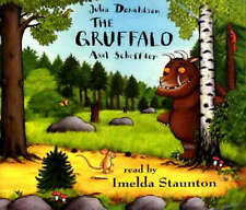 The Gruffalo by Julia Donaldson, Axel Scheffler (CD-Audio, 2002)