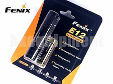 Fenix E12 Cree XP-E2 LED 1x AA 130lm Flashlight