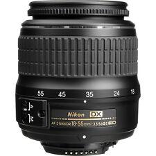 Nikon 18-55mm f/3.5-5.6G ED II AF-S DX Zoom - Nikkor Autofocus Lens! BRAND NEW!!